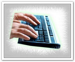 научиться быстро печатать на клавиатуре