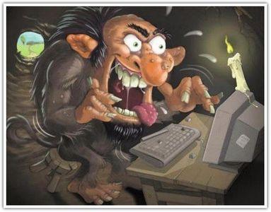 интернет - тролли