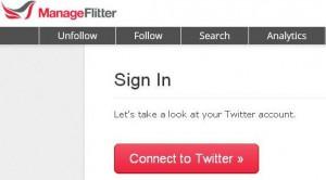 авторизация в твиттере
