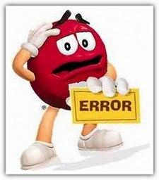 ошибки при продвижении сайта